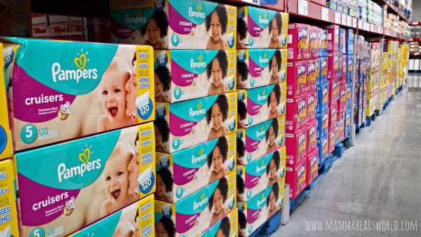 wo pampers im angebot