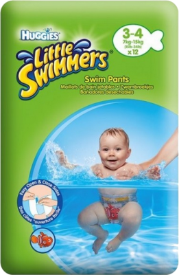 Huggies Little Swimmers Standard 3-4