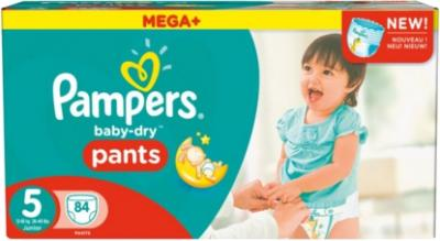 pampers baby dry pants angebote gr e 5. Black Bedroom Furniture Sets. Home Design Ideas