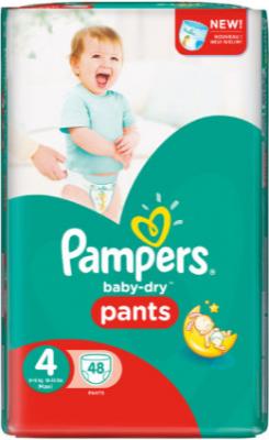 pampers baby dry pants angebote gr e 4. Black Bedroom Furniture Sets. Home Design Ideas