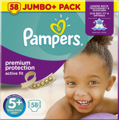 real pampers