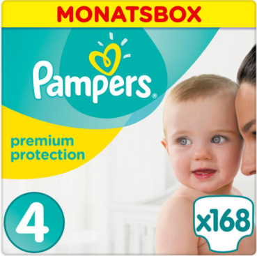 Pampers Premium Protection Angebote Gr 246 223 E 4