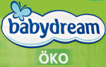 BabyDream Öko-Windeln